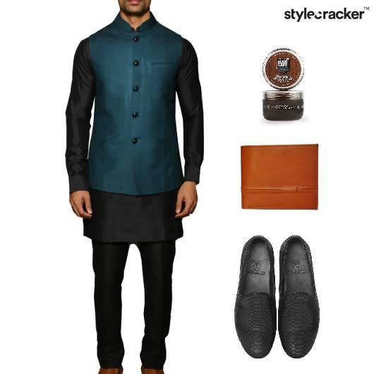 Suit Indian Festive SlipOn Event - StyleCracker