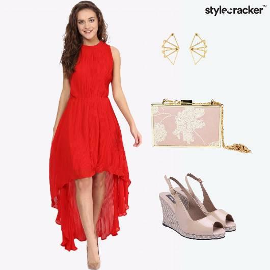 Highlow Dress Prom Party  - StyleCracker