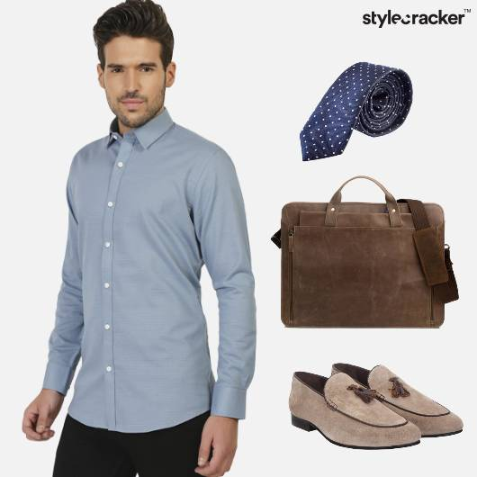 Formal Shirt Trouser Workwear - StyleCracker