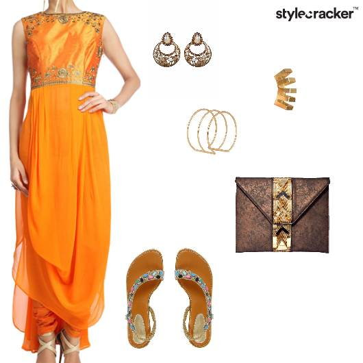 Indian Ethnic Wedding Festive  - StyleCracker