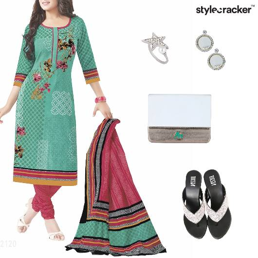Casual Indian Basic Ethnic - StyleCracker