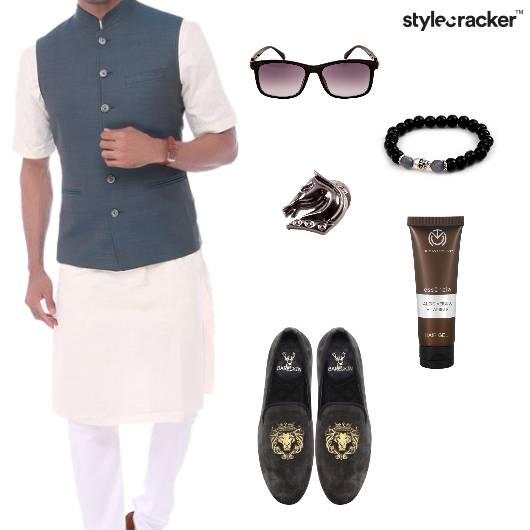 Indian Ethnic Wedding Sunny Day - StyleCracker