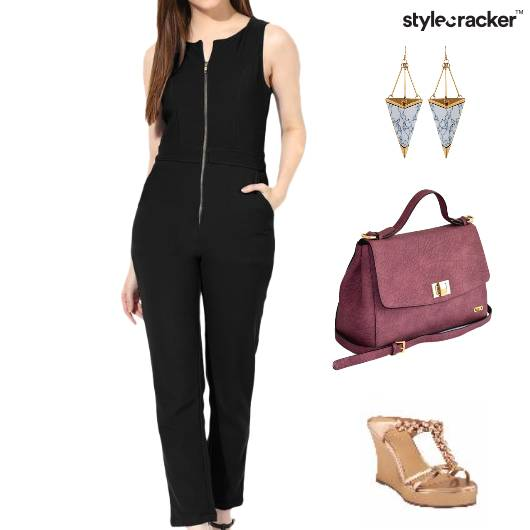 Smart Casual Dayout Jumpsuit Chic - StyleCracker
