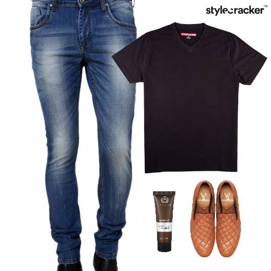 Casual Tshirt SlipOns Comfort Weekend - StyleCracker