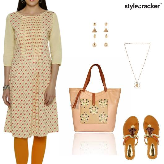 Kurta Indian Ethnic Casual Work  - StyleCracker