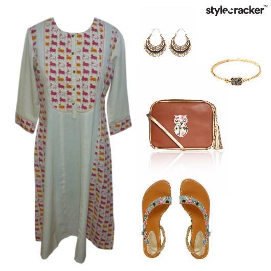 Kurta Indian Ethnic Casual Shopping - StyleCracker