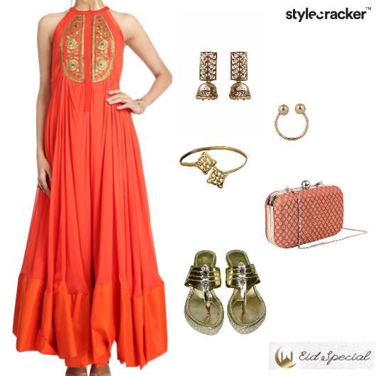 Indian Ethnic Festive EID  - StyleCracker
