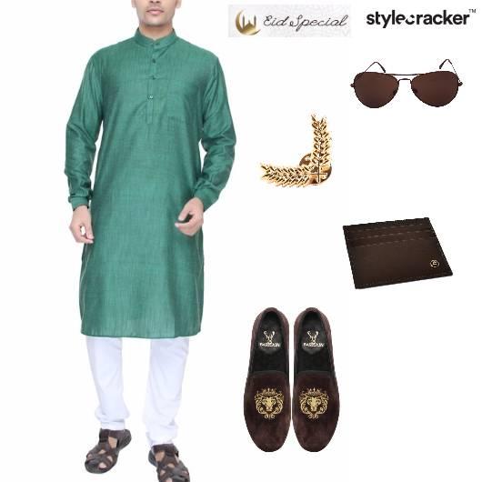 Kurta Indian Ethnic Festive EID - StyleCracker