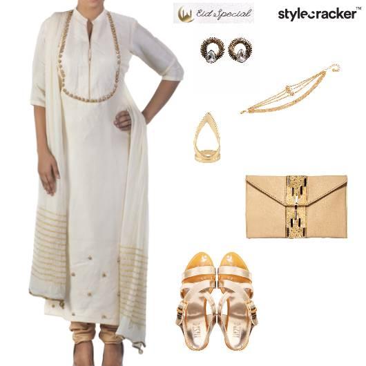 Suit Indian Ethnic  Festive EID - StyleCracker