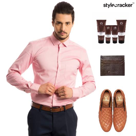 Shirt Chinos Work Meeting Office - StyleCracker