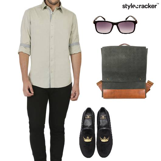Shirt Chinos Workday Outdoor - StyleCracker