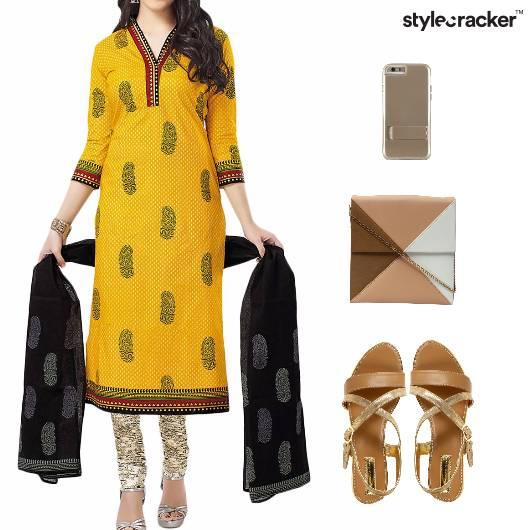 Indian Ethnic Work SlingBag Festive - StyleCracker