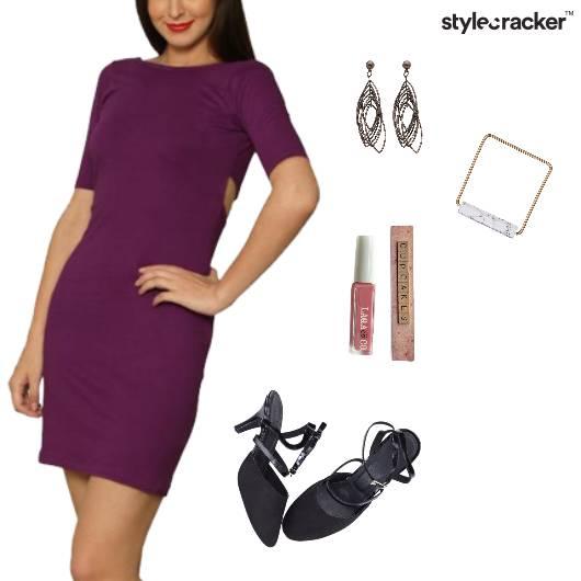 Bodycon Dress Night Dinner Party - StyleCracker