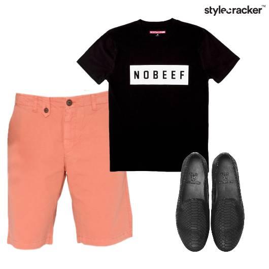 Shorts Tshirt Casual Outdoor - StyleCracker