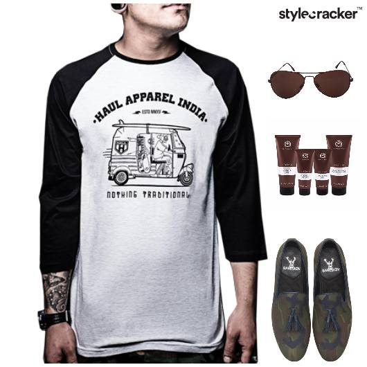 Casual TShirt SlipOn Lunch Weekend - StyleCracker