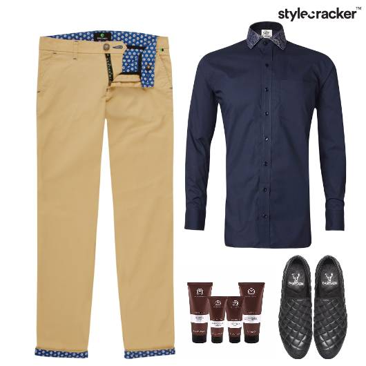 Shirt Chino Trouser SlipOn Footwear - StyleCracker