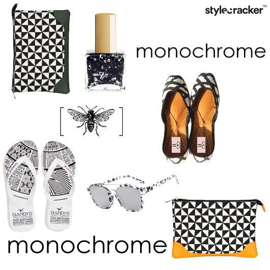 Monochrome Black White TrendingNow - StyleCracker