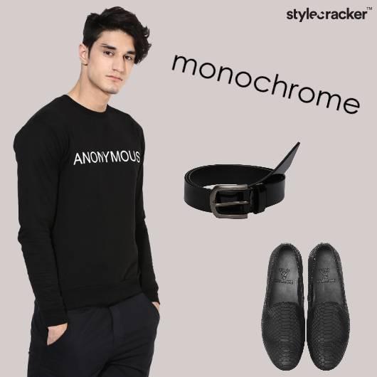 Sweatshirt Chinos Loafers  Casual  - StyleCracker