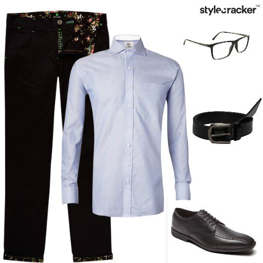 Shirt Chino Work Formal Weekday - StyleCracker