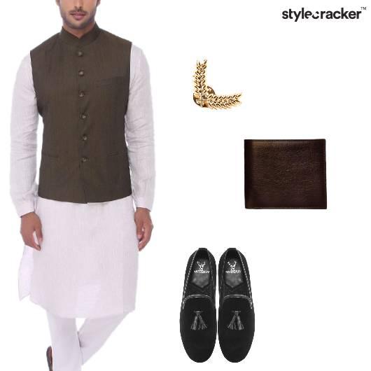 Kurta Indain Ethnic Festive  - StyleCracker