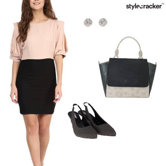 Classic Dress Work Weekday  - StyleCracker
