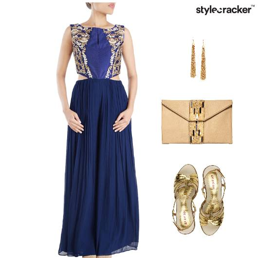 Indian Festive Ethnic Clutch Wedding - StyleCracker