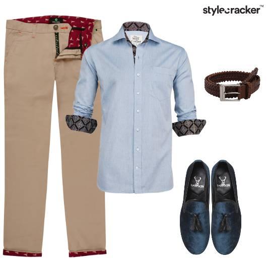 Shirts Chinos Tassel Trending  - StyleCracker