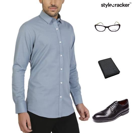Shirt Chinos Work Meeting Formal - StyleCracker