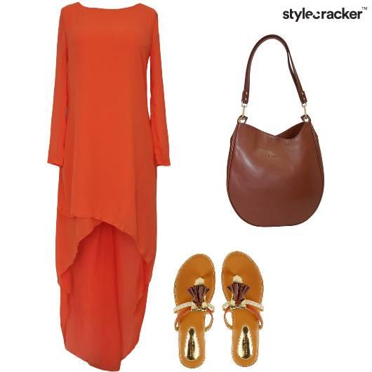 HighLow Dress Flats Tassel Outdoor - StyleCracker