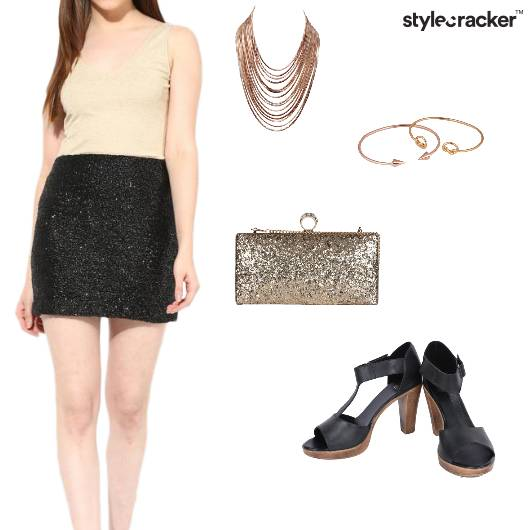 Sequin Night Date Party Weekend - StyleCracker
