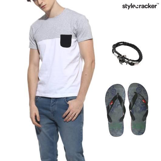 Tshirt Shorts Casual Basics - StyleCracker