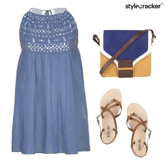 Babydoll Short Dress Weekend Shopping - StyleCracker