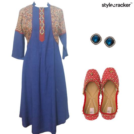 Kurta Indian Ethnic Festive - StyleCracker
