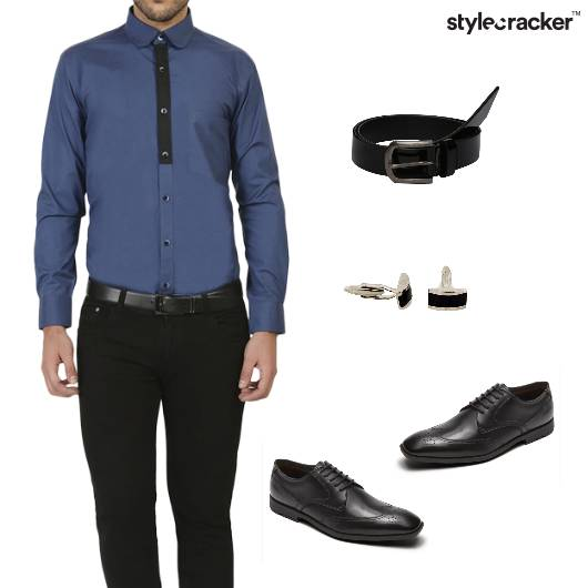 Shirt Night Dinner Formal Party  - StyleCracker