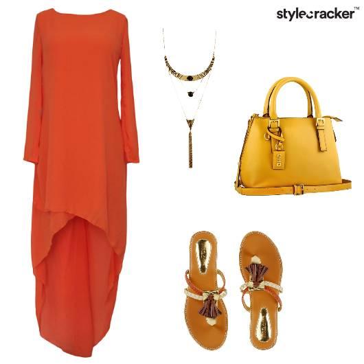 Casual Sunday Brunch Tassel  - StyleCracker