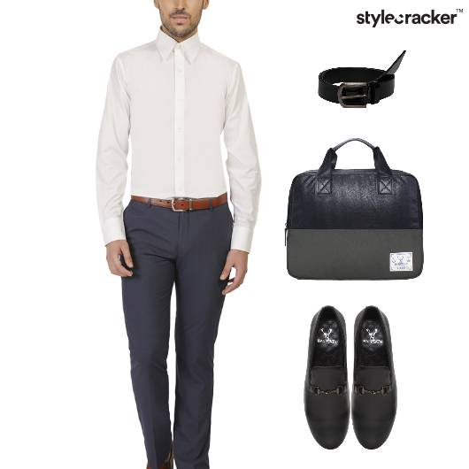 CrispShirt Slipon Footwear Work Formal - StyleCracker