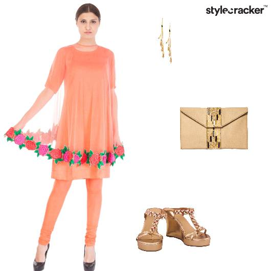 ethnic floral party  - StyleCracker