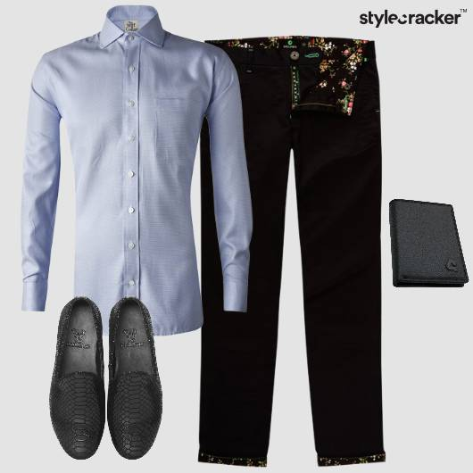 Shirt Formal Trousers Work  - StyleCracker