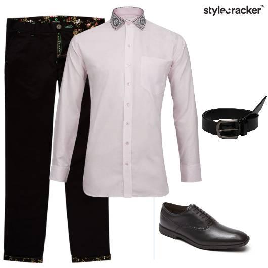 Shirt Chinos Formal Work - StyleCracker