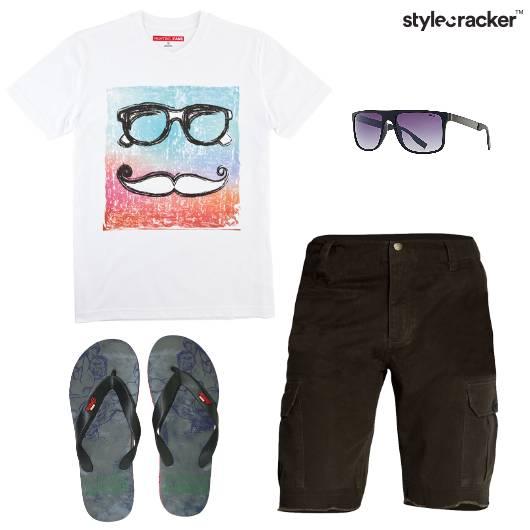 Tshirt Short Casual Travel - StyleCracker
