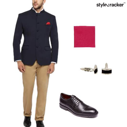 Formal Suit Meeting Party - StyleCracker