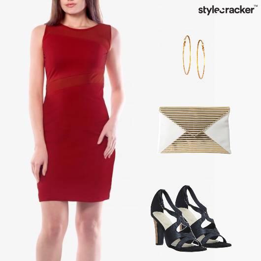 Mesh Bodycon Dress Night Party Weekend - StyleCracker
