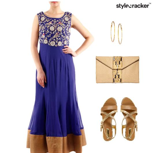 Indian Festival Ethnic Clutch Accessories - StyleCracker