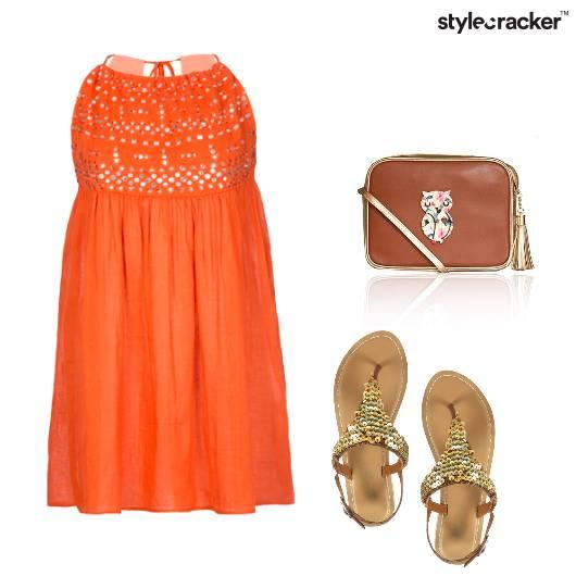 BabyDoll Dress Outdoor Casual - StyleCracker