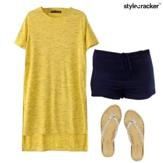 Casual Tshirt Short Outdoor Movie - StyleCracker