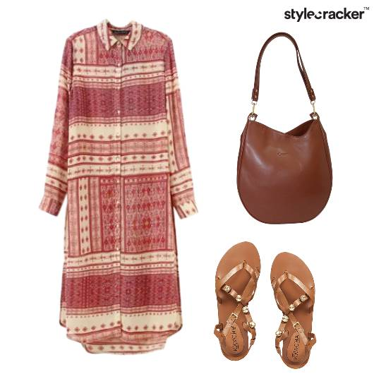 Kurta Indian Ethnic Work  - StyleCracker
