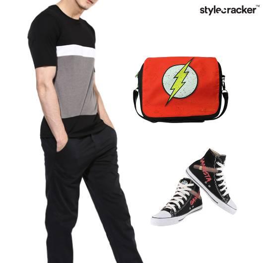 Casual Tshrit College Basics - StyleCracker