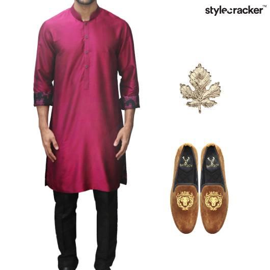 Kurta Pants Indian Ethnic Festive - StyleCracker
