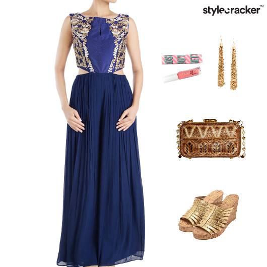Indian Festive Ethnic Wedding Clutch - StyleCracker
