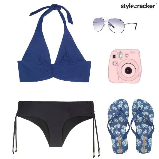 TwoPiece Swimsuit Weekend Getaway Party - StyleCracker